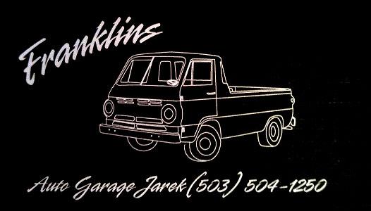 Franklins Garage